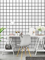 cheap -Wallpaper Wall Covering Sticker Film Geometry Vinyl PVC Home Decor 53*1000cm