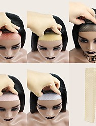 cheap -1pc Non-slip Wig Headband & 2pcs Wig Cap