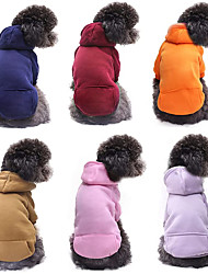 cheap -Dog Clothes Pet Dog Hoodies for Small Dogs Vest Chihuahua Clothes Warm Coat Jacket Autumn Puppy Outfits Dog Cats Clothing