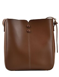 cheap -Women's Bags PU Leather Tote Zipper Plain Solid Color Daily Outdoor Retro Leather Bag Handbags Khaki Black Brown Coffee