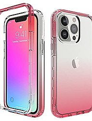 cheap -shockproof compatible for iphone 13 pro max case, protection translucent matte case slim fit compatible for iphone 13 pro max(iphone13 4 series)