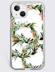 cheap -Christmas Phone Case For Apple iPhone 13 12 Pro Max 11 SE 2020 X XR XS Max 8 7 Unique Design Protective Case Shockproof Dustproof Back Cover TPU