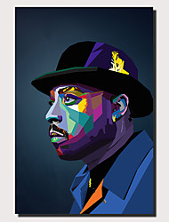 cheap -Wall Art Canvas Prints Painting Artwork Picture Nate Dogg Rapper Painting Home Decoration Decor