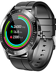 cheap -Imosi S11 Smart Watch Men Sport Waterproof Smartwatch Heart Rate Blood Pressure Sleep Fitness Tracker Clock For IOS Android Phone