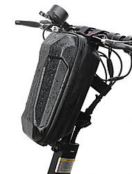 cheap -2.5 L Bike Frame Bag Top Tube Cycling Waterproof Zipper Multifunctional Bike Bag Waterproof Fabric EVA Bicycle Bag Cycle Bag Outdoor Exercise