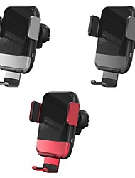 cheap -Wireless Car Charger 15W Qi Auto-Clamping Car Chaging Mount Air Vent Gravity Holder for iPhone 13/13 Pro/12/12 Pro/11/11 Pro/ 11Pro Max/Xs Max/Xs/XR/X/ 8/8 Samsung S21 /S20 /S10 /Note10 /Note9
