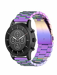 cheap -band compatible with huawei watch gt2 pro metal wristband stainless steel bracelet, replacement strap with tool for gt2 pro (multicolor)