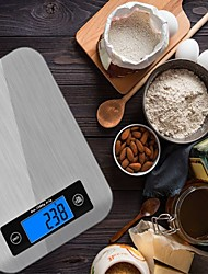 cheap -CK07 Digital Kitchen Electronic Scale 10kg ±1g Portable LCD Display High-Precision Kitchen daily