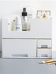 cheap -Cosmetic Storage Box Drawer Type Facial Mask Organizer Desktop European Style Jewelry Storage Box