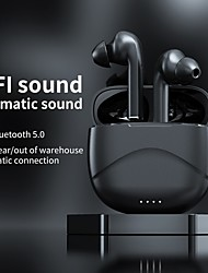 cheap -X50 True Wireless Headphones TWS Earbuds Bluetooth5.0 Stereo with Volume Control HIFI for Apple Samsung Huawei Xiaomi MI  Fitness Everyday Use Traveling Mobile Phone