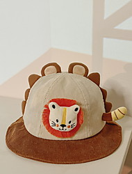 cheap -Toddler Unisex Active Indoor / Outdoor Lion / Fantastic Beasts Animal Braided Rayon Hats & Caps Blue / Yellow / Blushing Pink Kid onesize