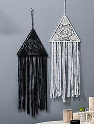 cheap -Creative personality triangle eye dream catcher pendant lace pendant fashion creative gift XR051