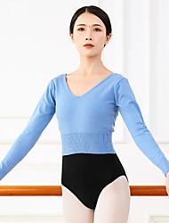 cheap -Activewear Top Solid Women's Training Performance Long Sleeve High Orlon