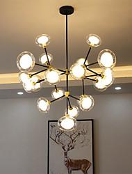 cheap -92 cm Single Design Pendant Light Metal LED Nordic Style 220-240V