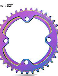 cheap -Crank Road Bike / BMX / Folding Bike Lightweight / High Strength / Reduces Chafing Aluminium Alloy Champagne / Peacock Blue