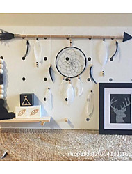 cheap -Feather bow and arrow style dream catcher for home decoration new design 1pc