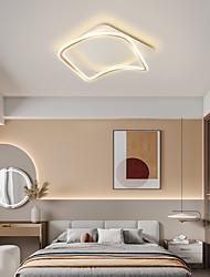 cheap -40 cm Ceiling Lights LED Pendant Lantern Design Flush Mount Lights Metal Painted Finishes Modern 220-240V
