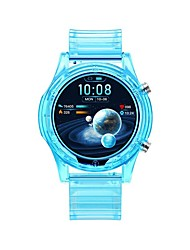 cheap -S20 Smartwatch Fitness Running Watch Sleep Tracker Heart Rate Monitor Sedentary Reminder Hands-Free Calls with Camera Step Tracker IPX-0 46mm Watch Case for Android iOS Men Women