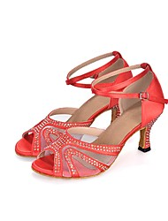 Crystal Dance Shoes