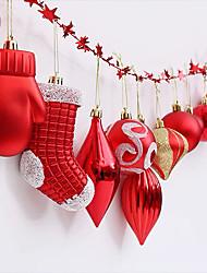 Hängende Weihnachtsdekoratio...