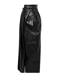 Hosen & Röcke aus Leder