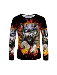 T-skjorter med 3D-trykk til ...