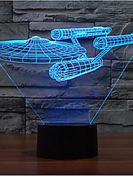 3D Nattlampor