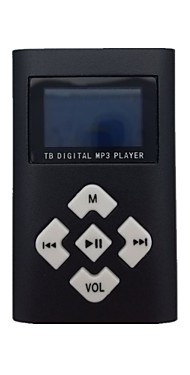 cheap -Colorful 16GB 200 Hours Sport Digital MP3 Player Music Vedio Players HIFI Stereo