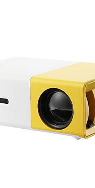povoljno -yg300 kućno kino kino usb hdmi av sd mini prijenosni hd vodio LCD projektor home media film player podrška 1080p av, usb, sd kartica, 320 x 240 hdmi / usb / av / cvbs