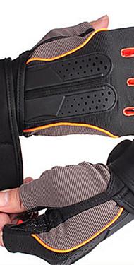 ราคาถูก -ถุงมือ / กิจกรรมและถุงมือสำหรับกีฬา / ถุงมือออกกำลังกาย สำหรับ Multisport / การออกกำลังกาย กีฬา / ระบายอากาศ / ป้องกันการลื่น อะซิเตท / พลาสติก / ไมโครไฟเบอร์ 1set ส้ม / ฟ้า / สีชมพู