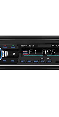 povoljno -jsd-520 handsfree višenamjenski autoradio auto radio bluetooth audio stereo u crtici fm aux ulazni prijemnik usb disk sd kartica
