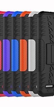 cheap -Case For LG LG V30 / LG V30+ / LG StyLus 3 Shockproof / with Stand Back Cover Tile / Armor Hard PC / LG G6