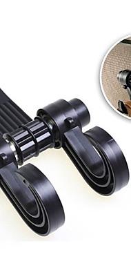 povoljno -crna lt2 motociklistička ogrtač / kuke za vreće pvc (polivinil klorid) / mekani čelik