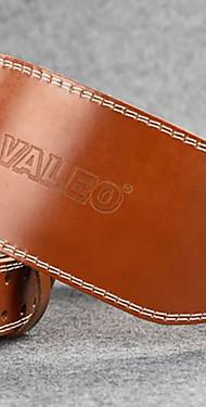 ราคาถูก -ผ้าคาดเอว / เข็มขัดยกน้ำหนัก สำหรับ ฟิตเนส / ยิมออกกำลังกาย Adjustable Fit หนังวัว 1 ชิ้น สีแดงสว่าง / ฟ้า / สีชมพู