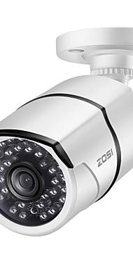 povoljno -zosi 5mp super hd vanjski / unutarnji sigurnosne kamere 36pcs leds100ft ir noć vidaweatherproof ip67 nadzor cctv h.265 tvi metak kamera