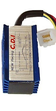 povoljno -High Performance Package Card 5 Pin Racing paljenja CDI Box za 49-125cc Dirt Pit Pocket Bike ATV