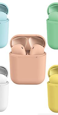 povoljno -litbest lx-lpc novi i12 inpods tws istinski bežični hej siri ušesne slušalice macaron više opcija u boji bluetooth 5.0 slušalice pop up za ios s mikrofonom hands-free