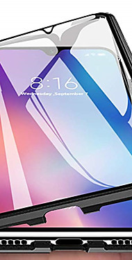 cheap -Magnetic Double Sided Case For Xiaomi Redmi Note 7 / Redmi K20 Pro / Redmi K20 Magnetic Full Body Cases Transparent Tempered Glass