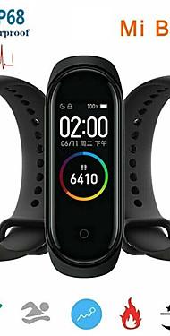 povoljno -08777 Muškarci žene Smart Narukvica Android iOS Bluetooth Ekran na dodir Smart Brojač koraka sjedeći Podsjetnik Kronograf