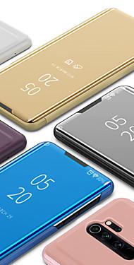 cheap -Luxury Smart Clear View Mirror Flip Stand Phone Case for Xiaomi Redmi  Note 8 Note 8 Pro Note 7 Note 7 Pro K20 K20 Pro Mi 9T 9T Pro 9 9SE 8 8 Lite F1