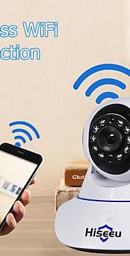 povoljno -hiseeu® 1080p ip kamera bežična kućna sigurnost nadzorna kamera wifi noćni vid cctv kamera baby monitor dvosmjerni audio ugrađeni mikrofon zvučnici otkrivanje pokreta i alarmni alarm