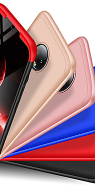 cheap -Case For Motorola MOTO G6 / Moto G7 Ultra-thin Back Cover Solid Colored TPU