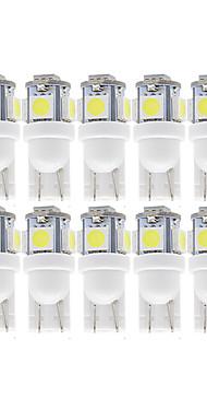 povoljno -otolampara t10 led bočna svjetla za označavanje w5w unutarnja svjetla za čitanje automobila stražnja svjetla registarske tablice