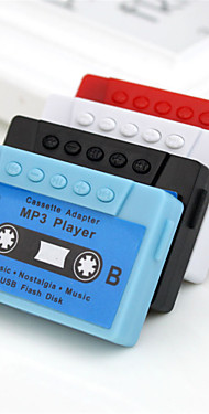 cheap -Hot Sell Gift Mini Mp3 Player Portable Music Player Support 8G Micro TF Card Slot (MP3 ONLY) Can Use As USB Flash Dish