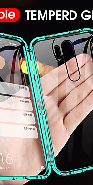 cheap -Magnetic Case Double Side Tempered Glass Phone Case For Xiaomi Redmi Note 8 Pro Mi 10 Pro Mi CC9 Pro Mi 9T Pro Mi 9 SE Mi Note 10 Pro Mi CC9e Full Body Anti-Explosion Protective