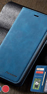 cheap -Luxury Magnetic Wallet Flip Leather Case For Xiaomi Redmi Note 8 Pro Note 7 Pro Note 7S Card Stand Cover