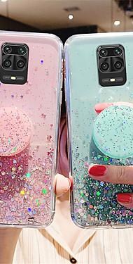 cheap -Glitter Bling Case For Xiaomi Redmi Note 9 / 9s / 9Pro / 9Pro Max / 8T / 8Pro / 8Pro / 7 / 7S / 7Pro  / 6A / K30 Pro / K20 Case For Xiaomi Mi 10 / 10Pro / CC9Pro / F1 / 9se / 8Lite Stand Holder Cover
