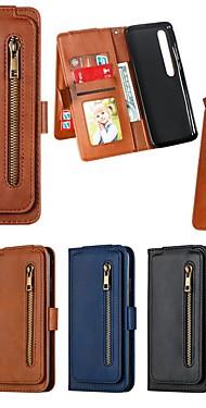 cheap -Case For Redmi Note 9 Pro Max / Note 9S / Xiaomi MI 10 Pro Wallet / Card Holder / Shockproof Full Body Cases PU Leather Case For Mi CC9e /MI 10 Pro/Mi 9T Pro/Redmi K20 Pro/Redmi Note 8 Pro/Note 7 Pro