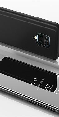 cheap -For Xiaomi Redmi Note 9 / 9S / 9Pro / 9Pro Max / Note 8 Pro / K30 Pro / K20 Case Mirror Flip Protective Leather Cover for Xiaomi 10 / 10Pro / 10 Lite / 9 / 9Lite / CC9Pro / cc9e Phone Case
