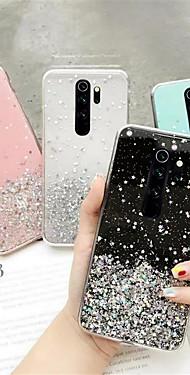 cheap -Glitter Bling Sequin Case For Xiaomi Redmi Note 9 / 9Pro / 9s / 9Pro Max /8 / 8 Pro / 8T / 7A / K30 /K30Pro /  K20 /K20Pro / Soft Case For Mi 10 /10Pro / CC9Pro / 9T / 8 Lite /6Pro Silicon Clear Cover